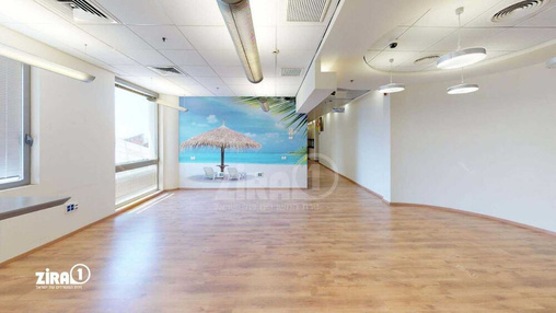 משרד בבניין בית אליהו יצחקי - אגף A | קומה 5 | שטח 570מ״ר  | תמונה #7 - 1