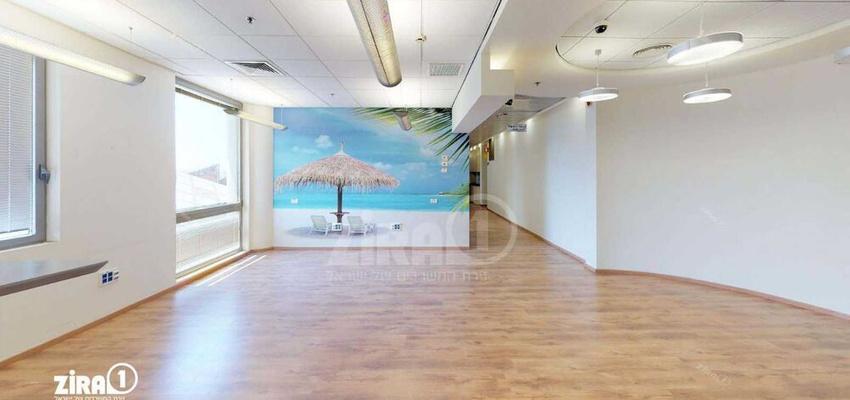 משרד בבניין בית אליהו יצחקי - אגף B | קומה 5 | שטח 570מ״ר  | תמונה #0 - 1