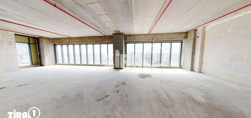 משרד בבניין מגדל הכשרת הישוב    קומה 19   שטח 190מ״ר    תמונה #0 - 1