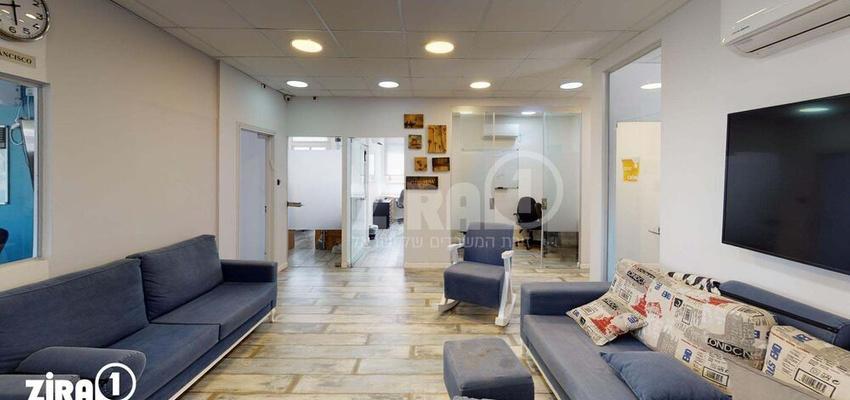 חלל עבודה Sarona Space HaArbaa בתל אביב יפו   קומה 3   תמונה #0 - 1