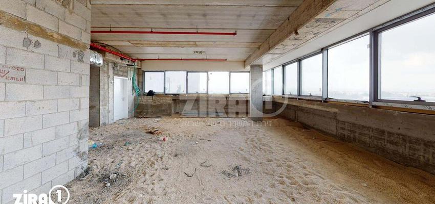 משרד בבניין בית ש.מ.   קומה 5   שטח 226מ״ר    תמונה #0 - 1