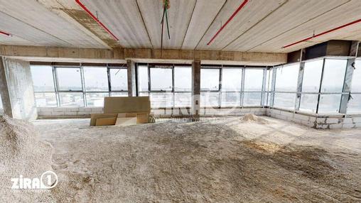 משרד בבניין בית ש.מ. | קומה 6 | שטח 224מ״ר  | תמונה #3 - 1