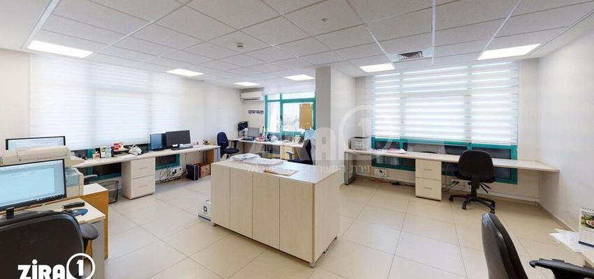 משרד בבניין החשמל 18   קומה 7   שטח 751מ״ר    תמונה #0 - 1
