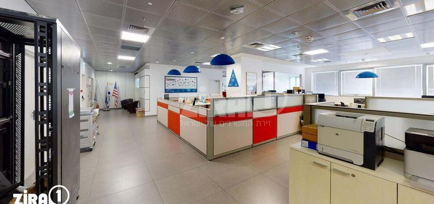 משרד בבניין בית המרטון - בניין A    קומה 2   שטח 610מ״ר    תמונה #0 - 1