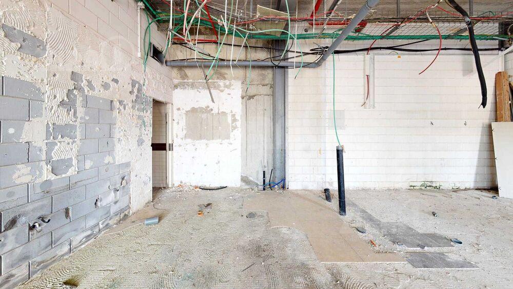 משרד בבניין בית תפוז   קומה 0   שטח 80מ״ר    תמונה #0 - 1