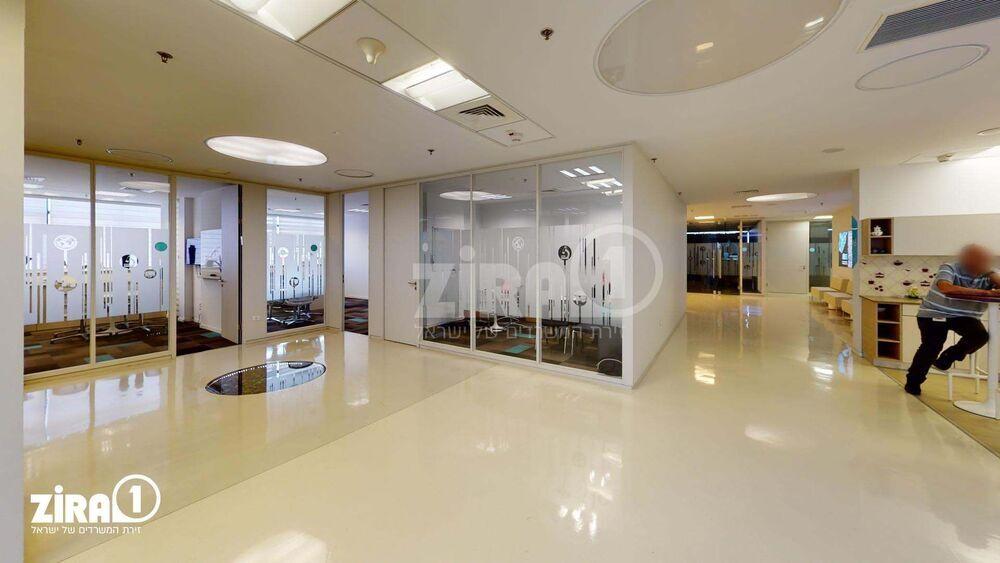 משרד בבניין בית עמיסל | קומה 1 | שטח 1200מ״ר  | תמונה #0 - 1