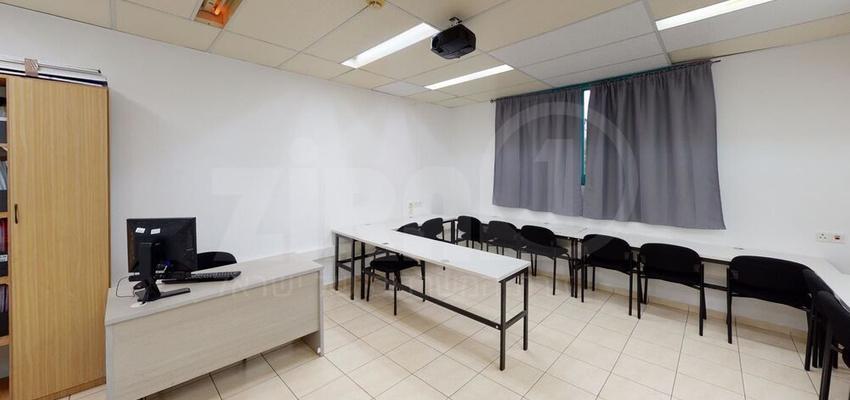 משרד בבניין בית ר.מ.א.   קומה 1   שטח 36מ״ר    תמונה #0 - 1