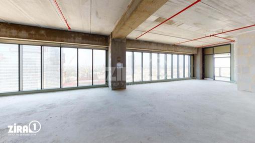 משרד בבניין מגדל הכשרת הישוב  | קומה 19 | שטח 238מ״ר  | תמונה #14 - 1