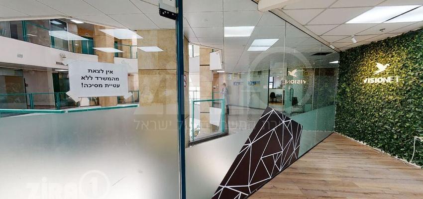 משרד בבניין טקסטיל סנטר | קומה 1 | שטח 146מ״ר  | תמונה #0 - 1