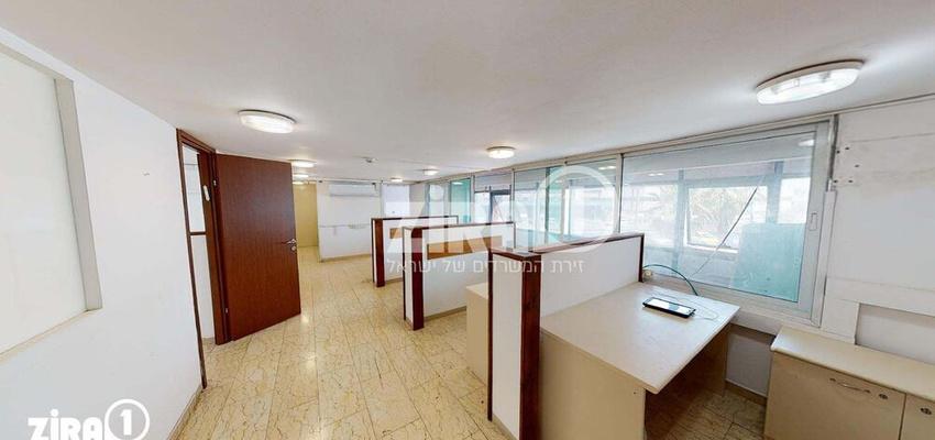 משרד בבניין בית וריטס | קומה 1 | שטח 120מ״ר  | תמונה #0 - 1