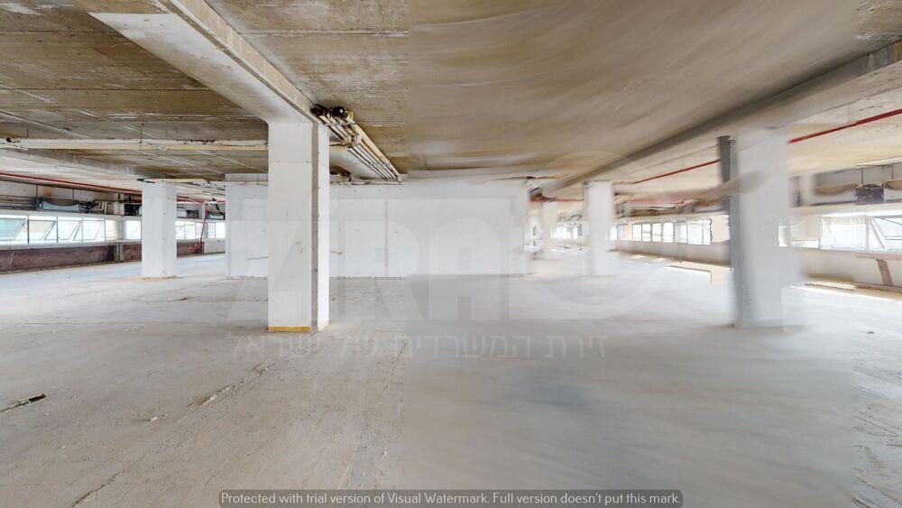 משרד בבניין מגדל עתידים - בניין 1   קומה 4   שטח 2245מ״ר    תמונה #0 - 1