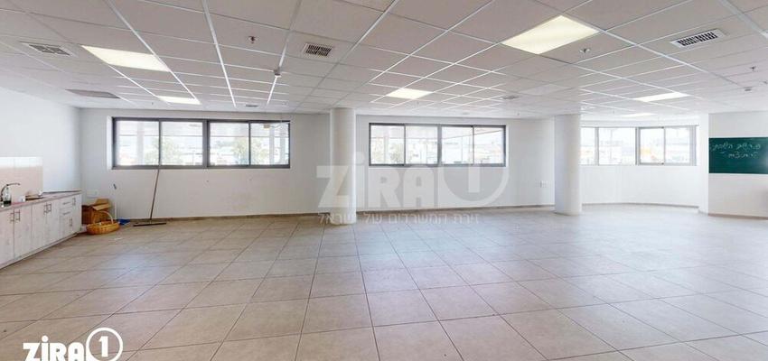 משרד בבניין היצול 14 | קומה 1 | שטח 180מ״ר  | תמונה #0 - 1