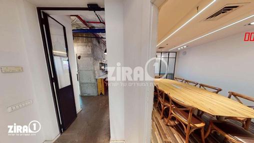 משרד בבניין בית פנינת הסיטי | קומה 1 | שטח 80מ״ר  | תמונה #12 - 1