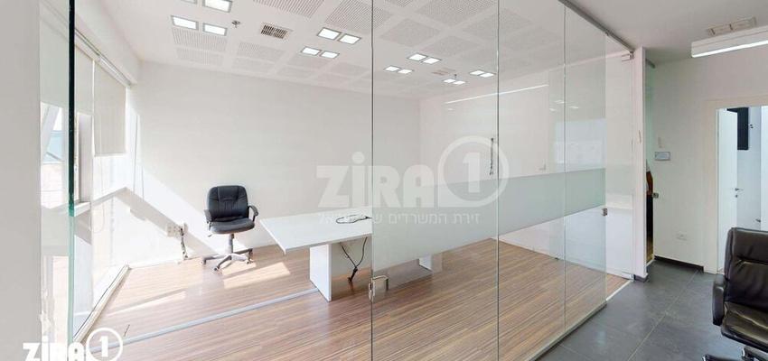 משרד בבניין ליגד סנטר 1 | קומה 1 | שטח 170מ״ר  | תמונה #0 - 1