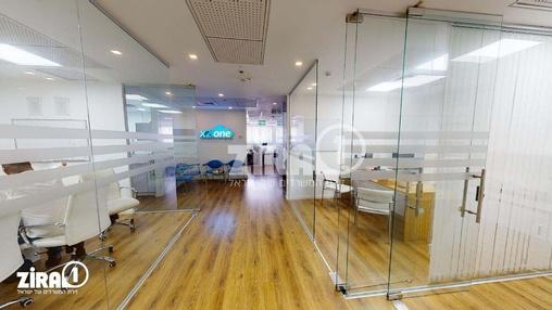 משרד בבניין בית אוליאל | קומה 1 | שטח 150מ״ר  | תמונה #0 - 1