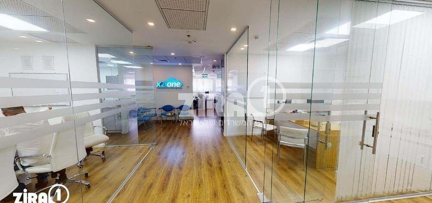 משרד בבניין בית אוליאל   קומה 1   שטח 150מ״ר    תמונה #0 - 1