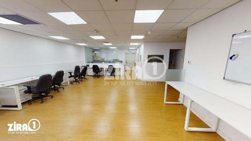 משרד בבניין בית אוליאל | קומה 1 | שטח 160מ״ר  | תמונה #3 - 1