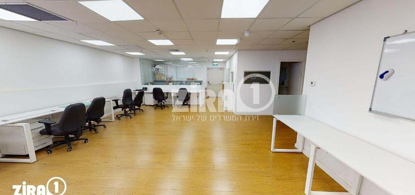 משרד בבניין בית אוליאל | קומה 1 | שטח 160מ״ר  | תמונה #0 - 1