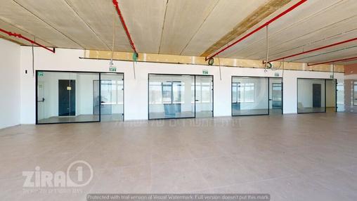 משרד בבניין דוד סנטר | קומה 1 | שטח 200מ״ר  | תמונה #3 - 1