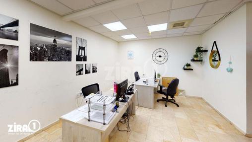 משרד בבניין בית וריטס | קומה 1 | שטח 200מ״ר  | תמונה #5 - 1