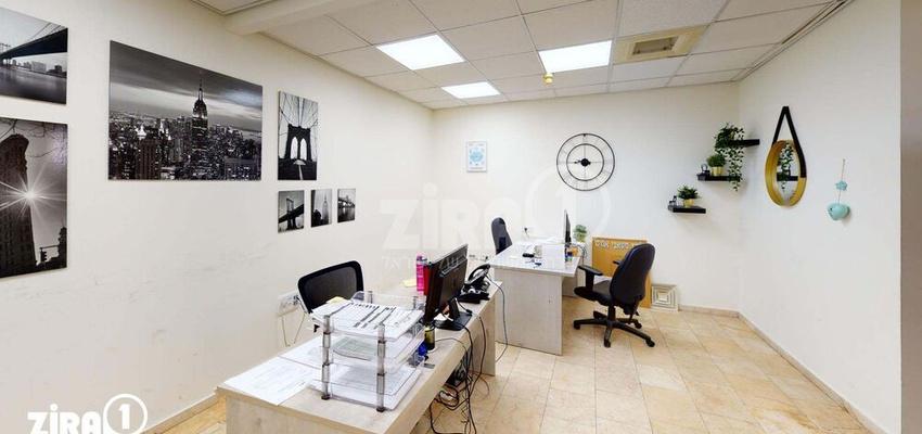 משרד בבניין בית וריטס | קומה 1 | שטח 200מ״ר  | תמונה #0 - 1