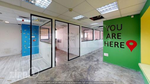 משרד בבניין קרליבך 1 | קומה 1 | שטח 400מ״ר  | תמונה #3 - 1