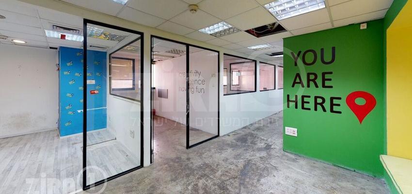משרד בבניין קרליבך 1 | קומה 1 | שטח 400מ״ר  | תמונה #0 - 1