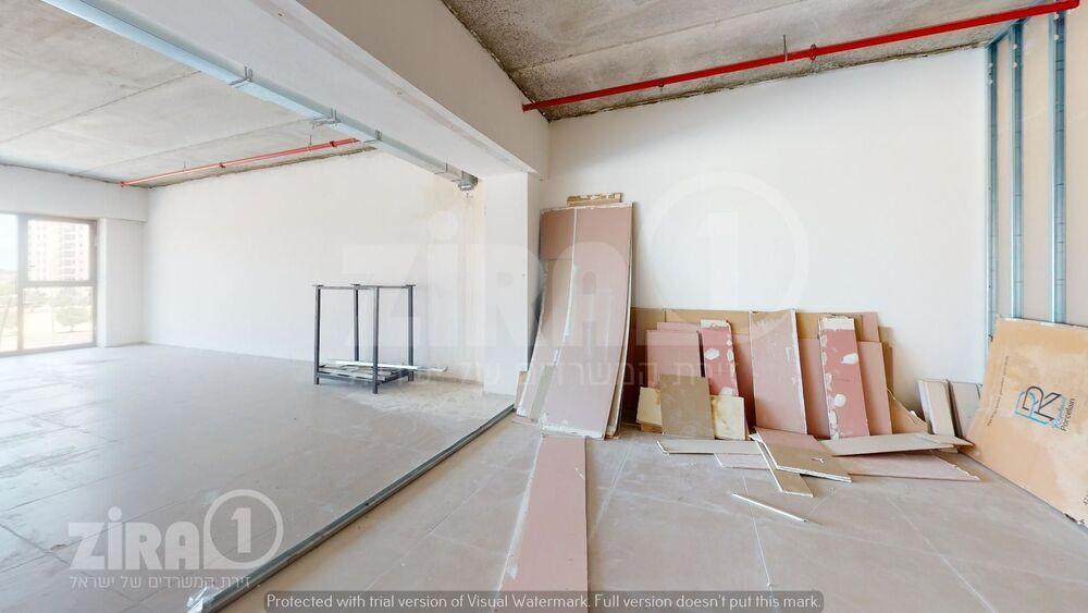 משרד בבניין דוד סנטר   קומה 1   שטח 480מ״ר    תמונה #0 - 1