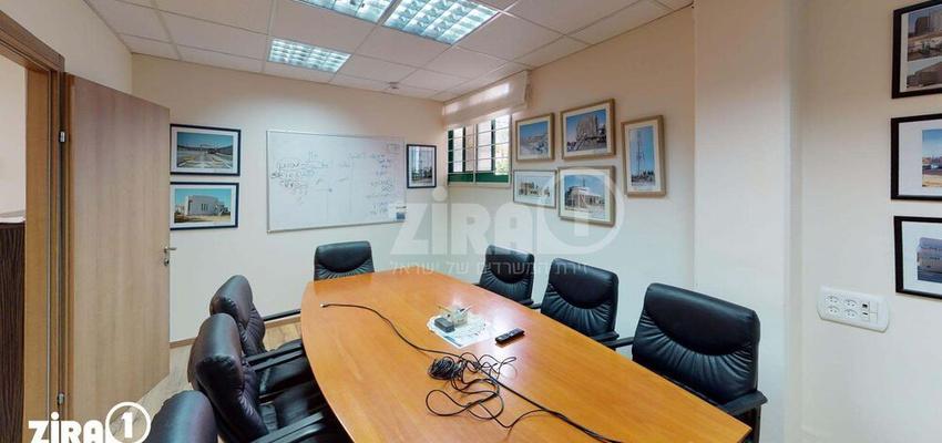משרד בבניין תאומי עידן- עידן 1 | קומה 0 | שטח 320מ״ר  | תמונה #0 - 1
