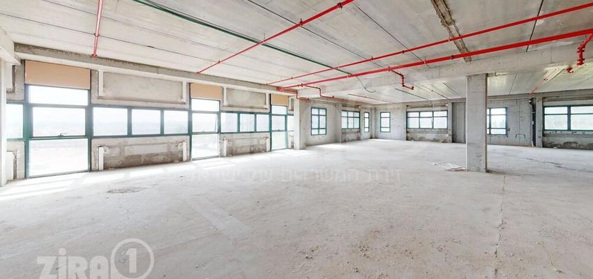 משרד בבניין יורופארק בניין שוויץ | קומה 1 | שטח 2500מ״ר  | תמונה #0 - 1