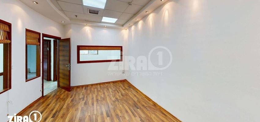 משרד בבניין קניוכל   קומה 1   שטח 96מ״ר    תמונה #0 - 1
