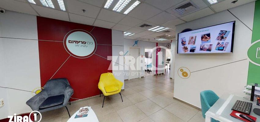 משרד בבניין פרימיום סנטר | קומה 2 | שטח 107מ״ר  | תמונה #0 - 1