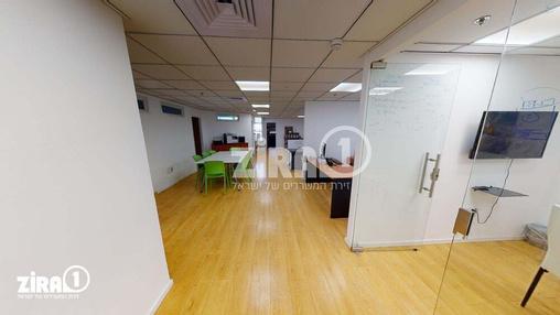 משרד בבניין בית אוליאל | קומה 2 | שטח 204מ״ר  | תמונה #1 - 1