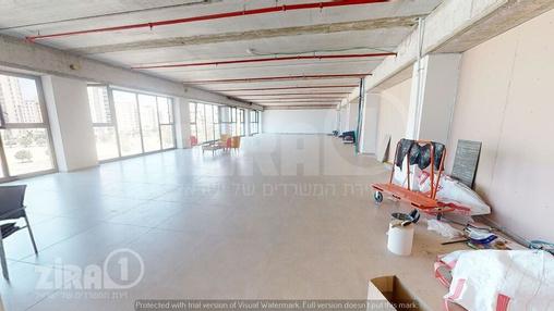 משרד בבניין דוד סנטר | קומה 2 | שטח 265מ״ר  | תמונה #4 - 1