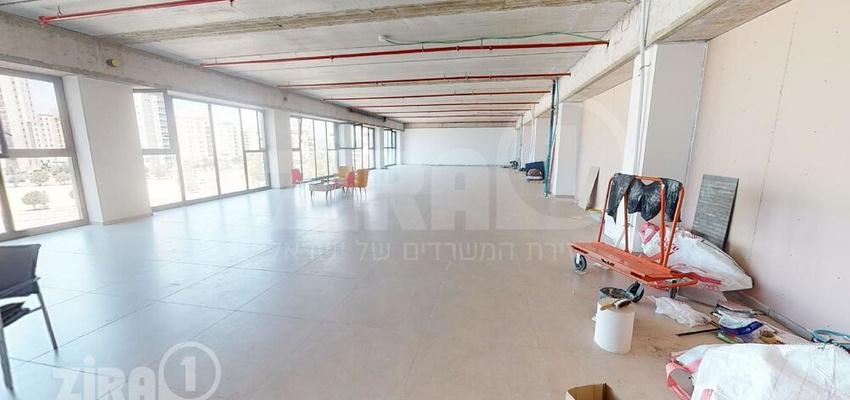 משרד בבניין דוד סנטר | קומה 2 | שטח 265מ״ר  | תמונה #0 - 1