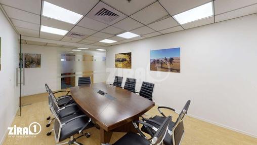 משרד בבניין בית אוליאל | קומה 2 | שטח 270מ״ר  | תמונה #2 - 1