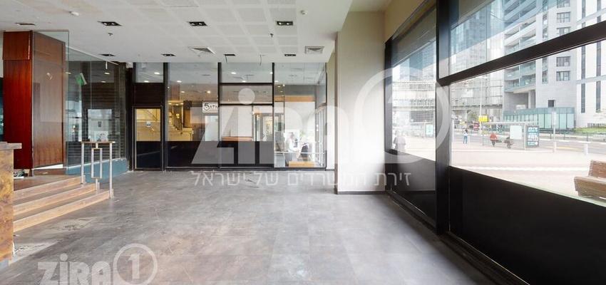 משרד בבניין דימול   קומה 2   שטח 320מ״ר    תמונה #0 - 1