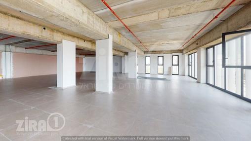 משרד בבניין דוד סנטר | קומה 2 | שטח 500מ״ר  | תמונה #5 - 1