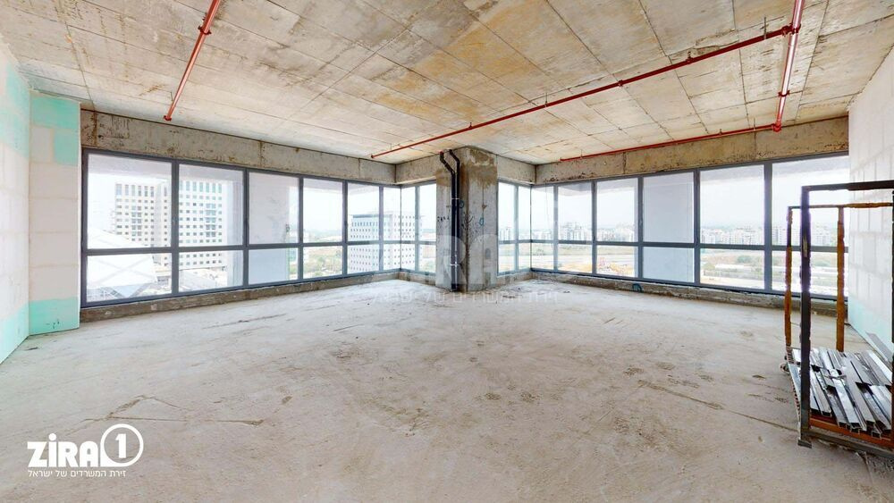 משרד בבניין בית מנצור 1 | קומה: 6 | שטח 120 תמונה | מ׳׳ר #1 - 1