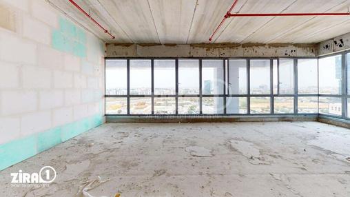 משרד בבניין בית מנצור 1 | קומה 7 | שטח 130מ״ר  | תמונה #5 - 1