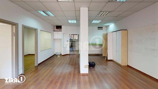 משרד בבניין בית הבונים  | קומה 1 | שטח 80מ״ר  | תמונה #11 - 1