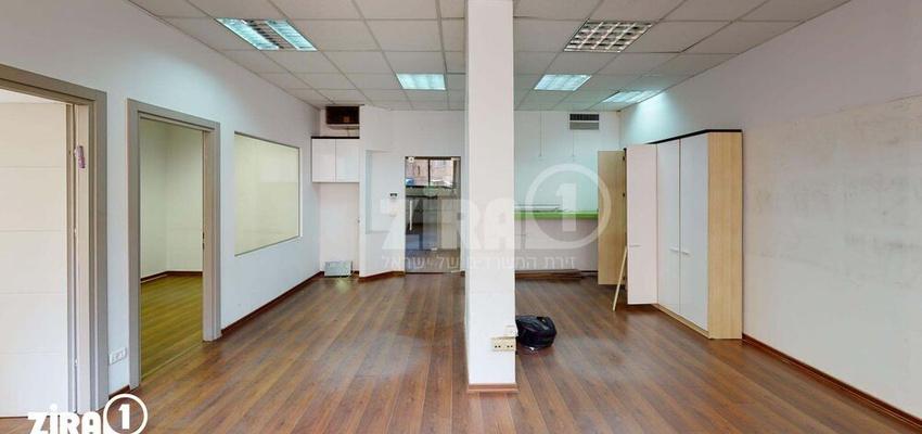 משרד בבניין בית הבונים  | קומה 1 | שטח 80מ״ר  | תמונה #0 - 1