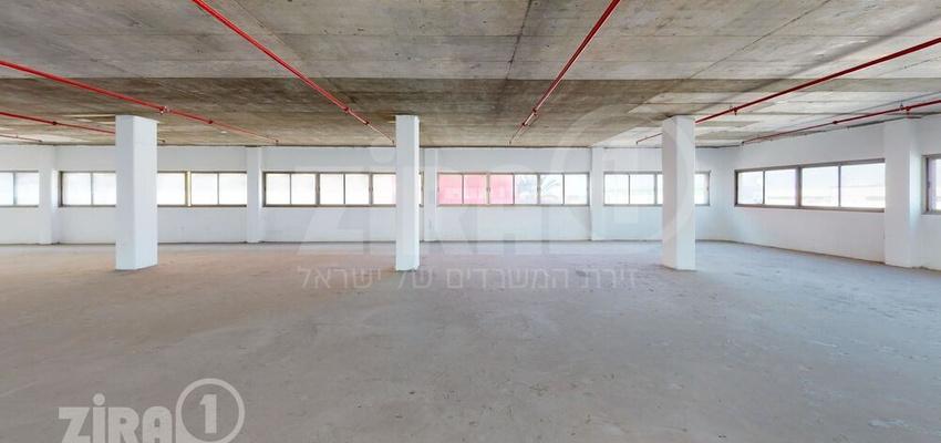 משרד בבניין בית ב.פ.א   קומה 2   שטח 850מ״ר    תמונה #0 - 1