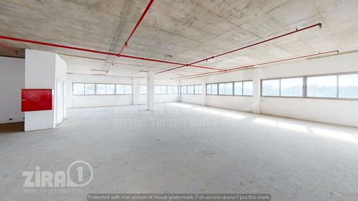 משרד בבניין בית ב.פ.א   קומה 3   שטח 850מ״ר    תמונה #11 - 1