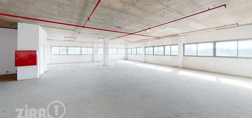 משרד בבניין בית ב.פ.א | קומה 3 | שטח 850מ״ר  | תמונה #0 - 1