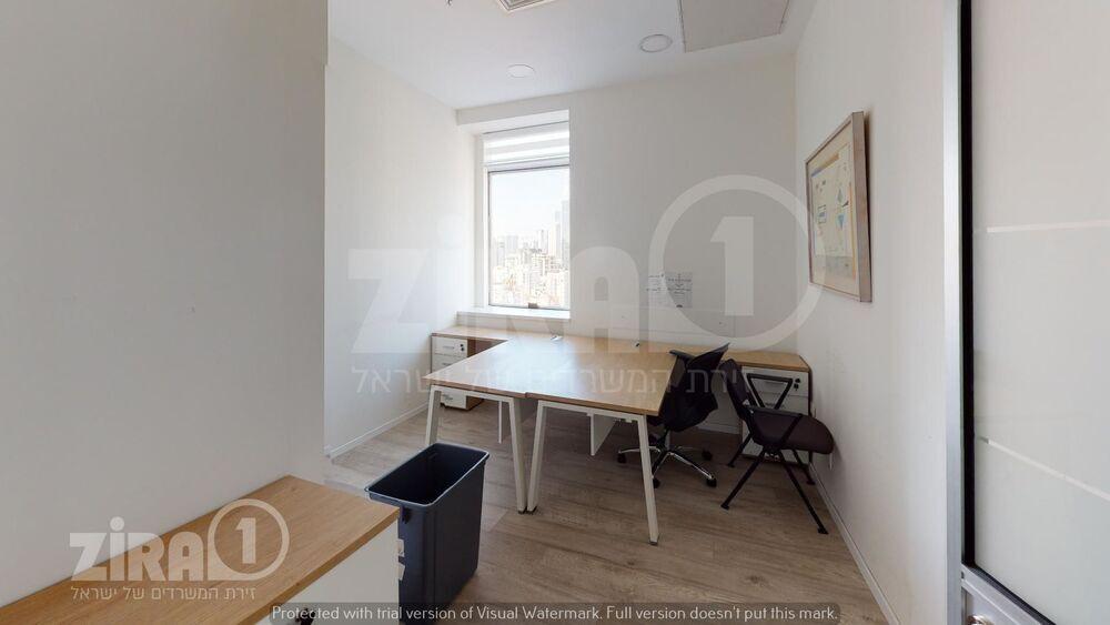 משרד בבניין מגדלי התאומים- בניין 1 | קומה 14 | שטח 600מ״ר  | תמונה #0 - 1