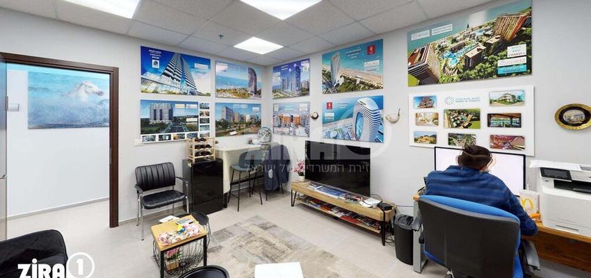 חלל עבודה Offix Rishon Lezion West בראשון לציון | קומה 1 | תמונה #0 - 1