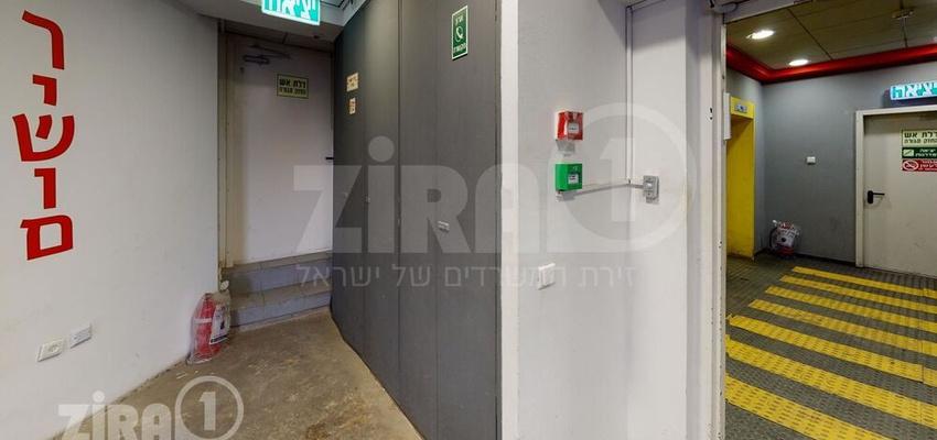 משרד בבניין קרליבך 1 | קומה 3 | שטח 400מ״ר  | תמונה #0 - 1