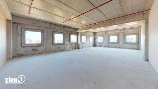 משרד בבניין בית שירה | קומה 4 | שטח 372מ״ר  | תמונה #16 - 1