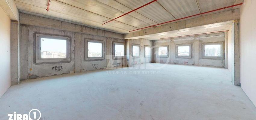 משרד בבניין בית שירה | קומה 4 | שטח 372מ״ר  | תמונה #0 - 1